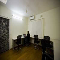 Co working full furnished office space for rent in Canaans